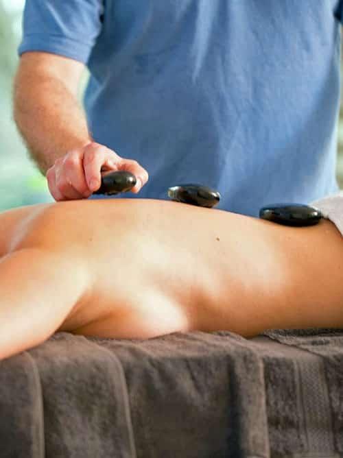 Uit-spanning-massage